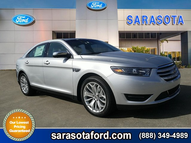 New 2018 Ford Taurus Limited