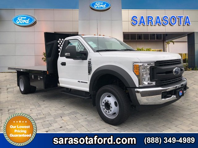 New 2017 Ford Super Duty F-550 DRW XL