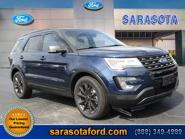 Sarasota Ford New Cars