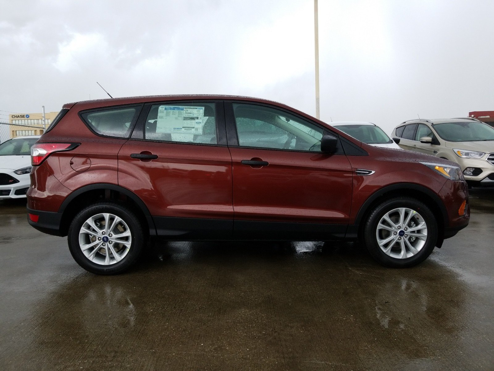 New 2018 Ford Escape S Sport Utility in Sarasota JUC