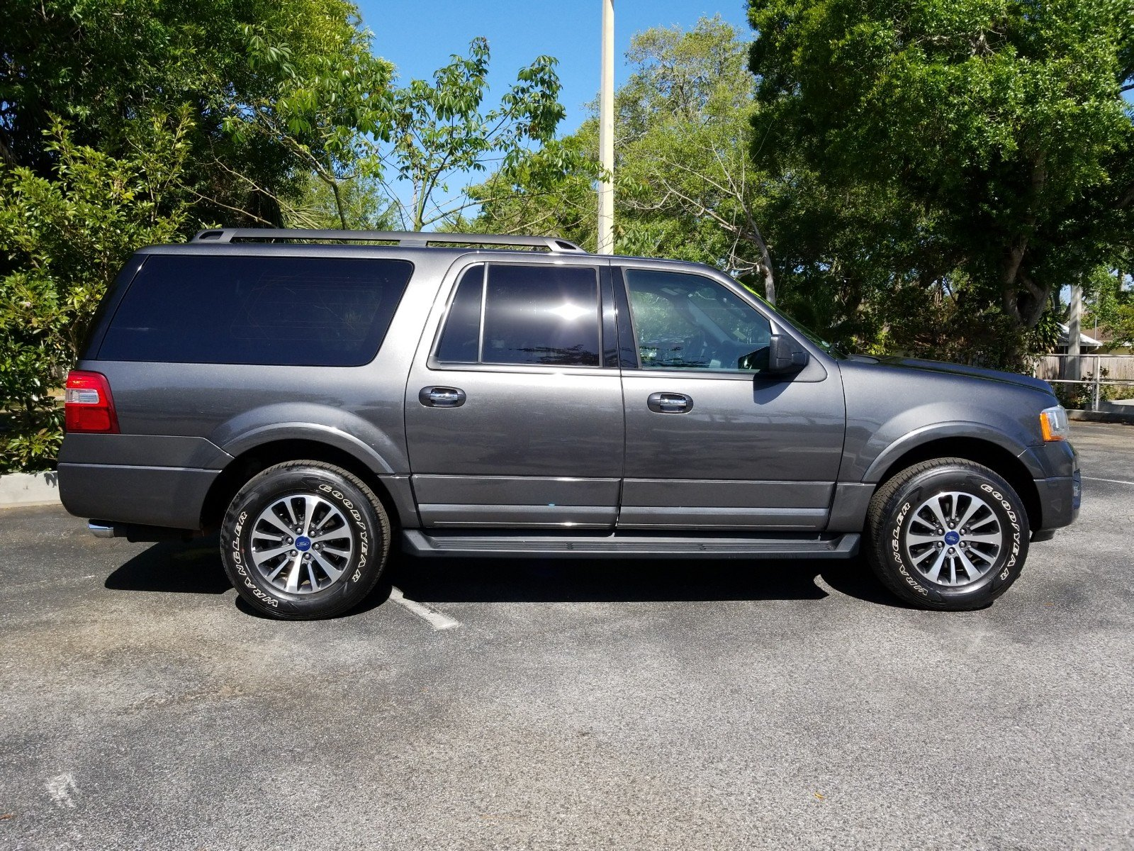 Certified Pre Owned  Ford Expedition El Xlt L Ecoboosttow Package