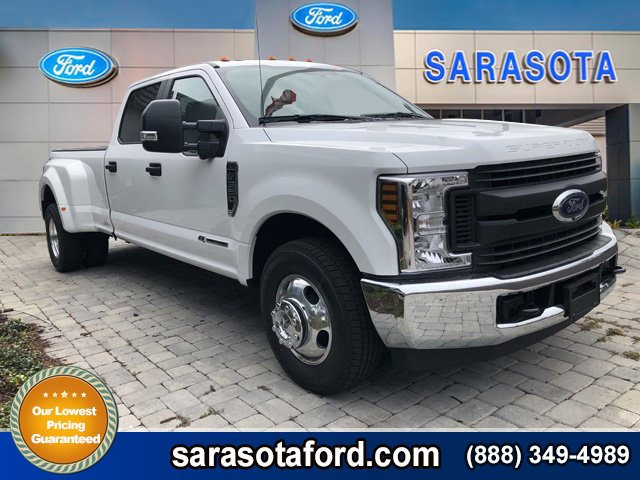 New 2018 Ford Super Duty F-350 DRW XL