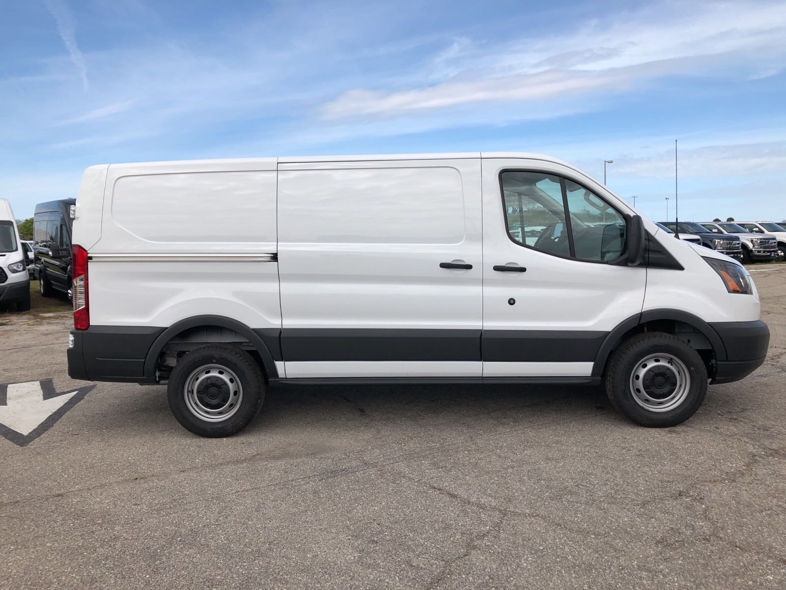 New 2018 Ford Transit Cargo Van Mini van Cargo in Sarasota