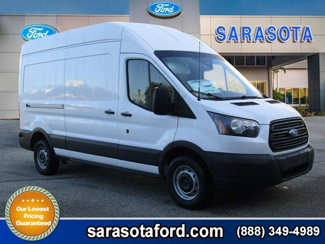 New 2017 Ford Transit Cargo Van