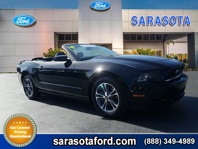 Pre-Owned 2014 Ford Mustang V6*PREMIUM*CONVERTIBLE*FRESH TRADE IN*WARRANTY*