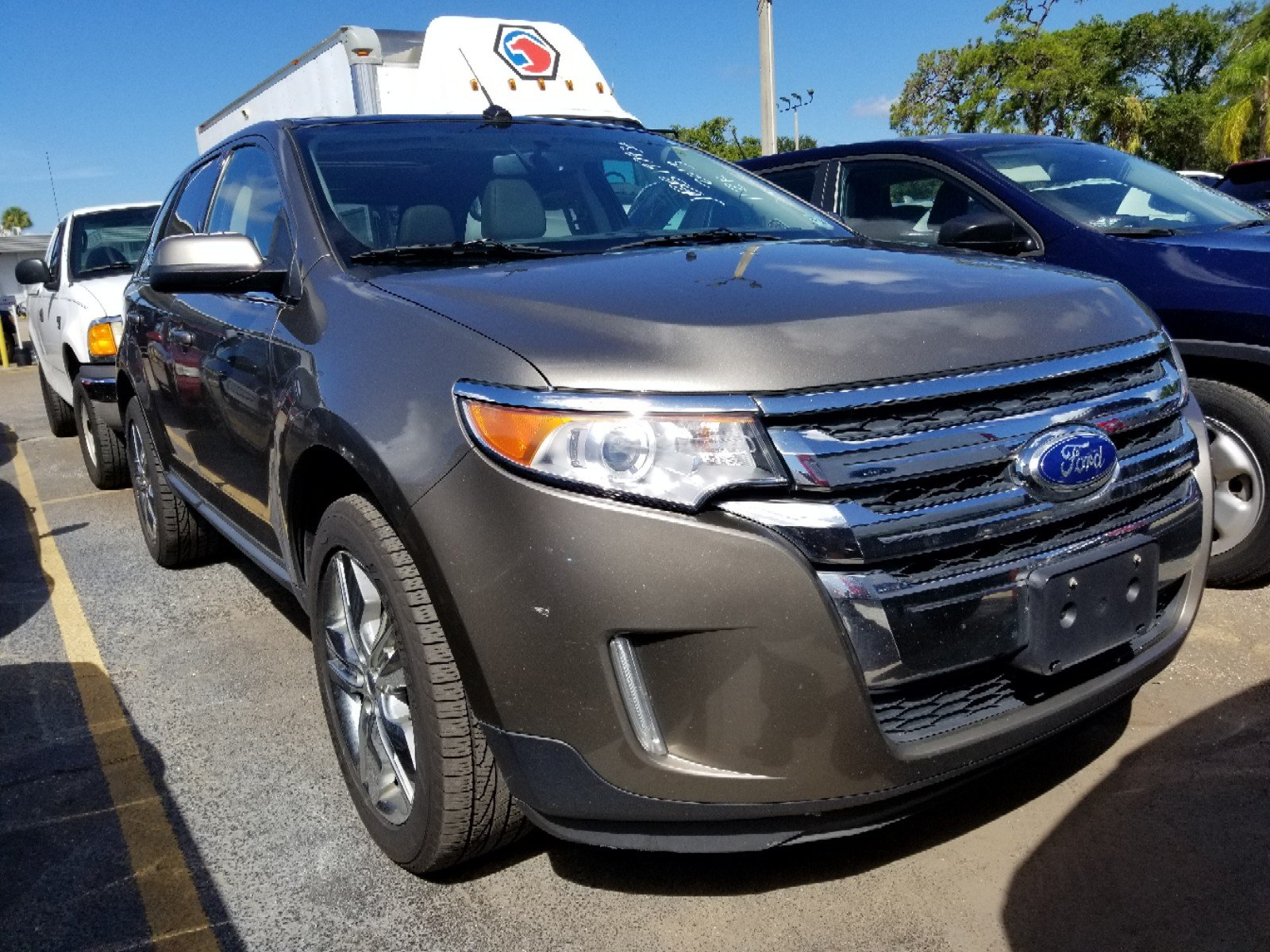 Ford Edge Fuel Filter Explorer Sport Trac Pre Owned Limited Utility In Sarasota 1600x1200