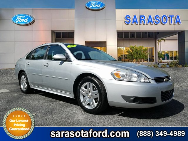 Pre-Owned 2011 Chevrolet Impala LT Retail