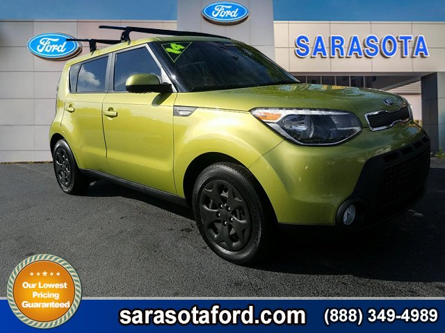 Pre-Owned 2014 Kia Soul *FLORIDA VEHICLE*FRESH TRADE IN*WARRANTY*