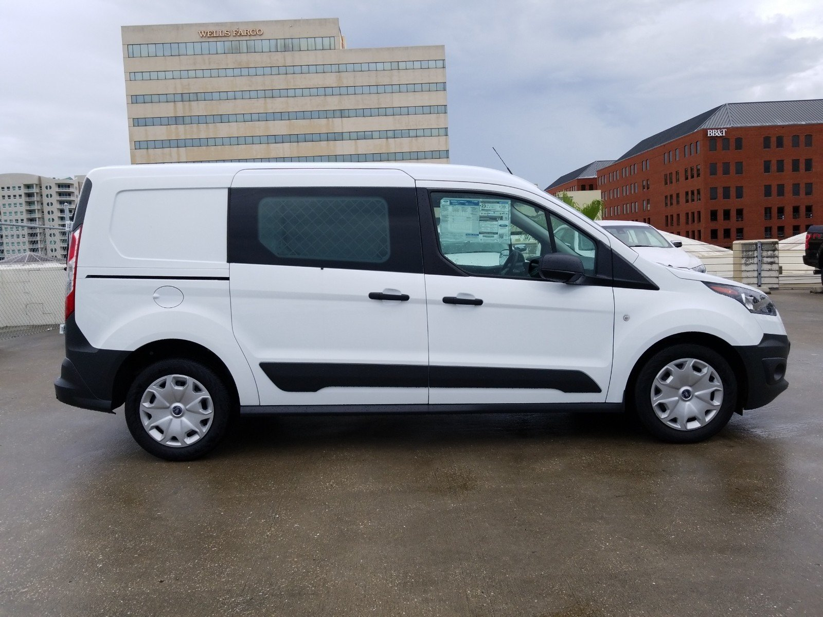 New 2018 Ford Transit Cargo Van Xl Mini Van Cargo In Sarasota