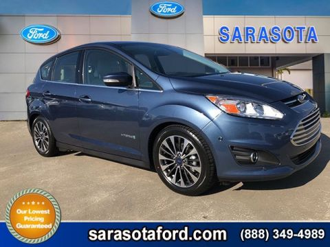 New 2018 Ford C-Max Hybrid Titanium With Navigation