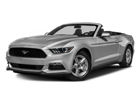 Pre-Owned 2016 Ford Mustang EcoBoost Premium RWD Convertible