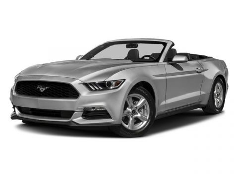 Pre-Owned 2017 Ford Mustang EcoBoost Premium RWD Convertible