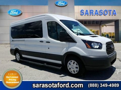 New 2016 Ford Transit Wagon Mobility Van RWD Full-size Passenger Van