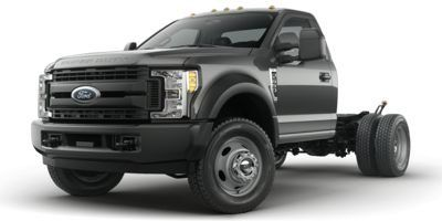 New 2017 Ford Super Duty F-450 DRW XL RWD Regular Cab Chassis-Cab