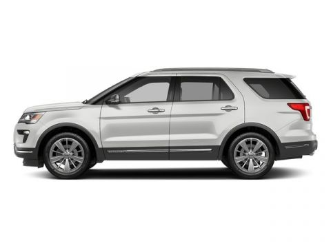 New 2018 Ford Explorer Base 4WD