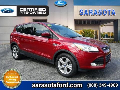 Certified Pre-Owned 2015 Ford Escape SE*REAR VIEW CAMERA*FLORIDA VEHICLE* FWD Sport Utility