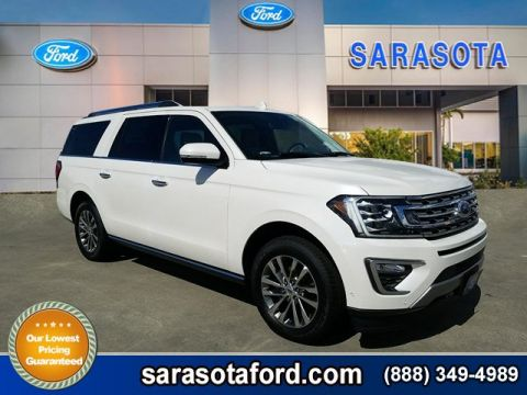 New 2018 Ford Expedition Max Limited 4WD