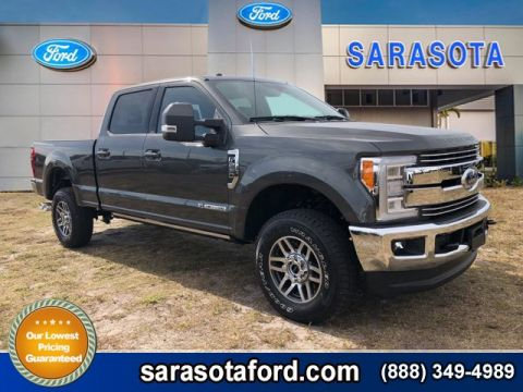 New 2018 Ford Super Duty F-250 SRW Lariat 4WD
