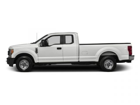 New 2017 Ford Super Duty F-350 SRW XL 4WD
