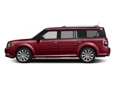 New 2018 Ford Flex SEL FWD Sport Utility