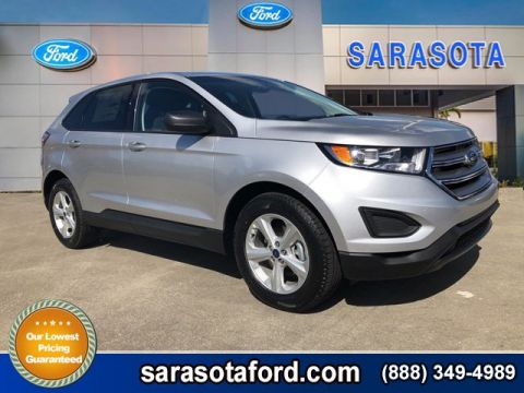 New 2018 Ford Edge SE FWD Sport Utility