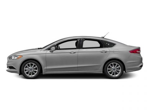 New 2018 Ford Fusion S FWD 4dr Car