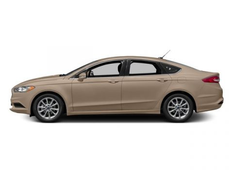 New 2018 Ford Fusion SE FWD 4dr Car