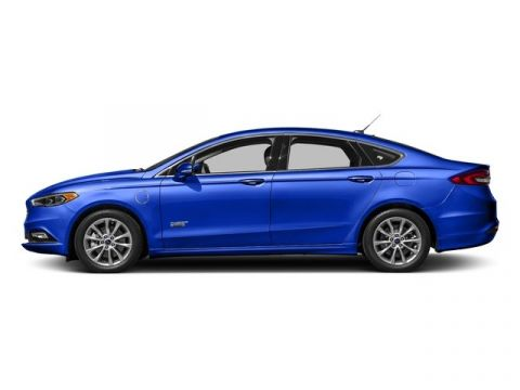 New 2018 Ford Fusion Energi SE FWD 4dr Car