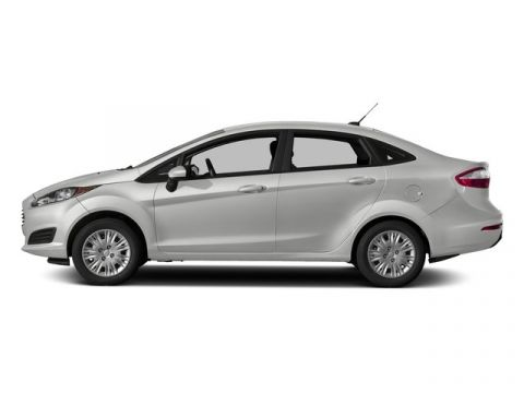 New 2018 Ford Fiesta SE FWD 4dr Car