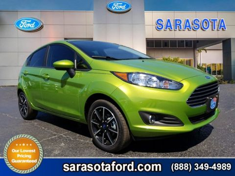 New 2018 Ford Fiesta SE FWD Hatchback