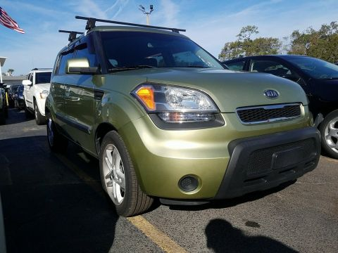 Pre-Owned 2010 Kia Soul ***+ PACKAGE***LOCAL VEHICLE***FRESH TRADE IN*** FWD Hatchback