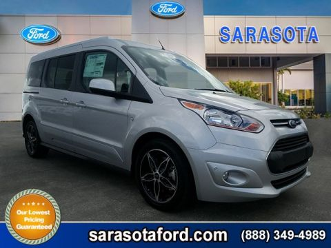 New 2018 Ford Transit Connect Wagon Titanium