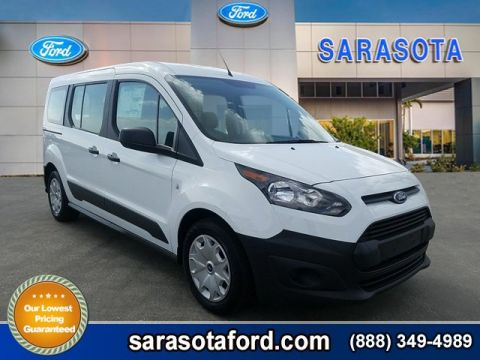 New 2018 Ford Transit Connect Wagon XL FWD Full-size Passenger Van