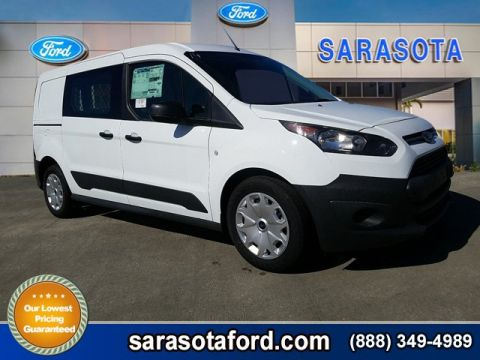 New 2018 Ford Transit Cargo Van XL FWD Mini-van, Cargo